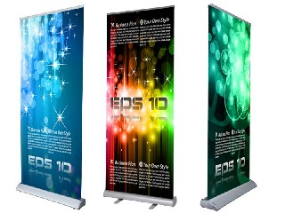 Esempi di Roll Up Banner