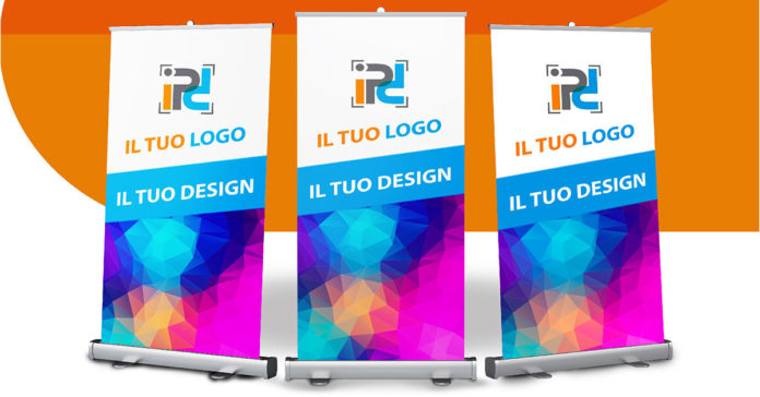 Investire sui roll-up personalizzati con iPrintdifferent